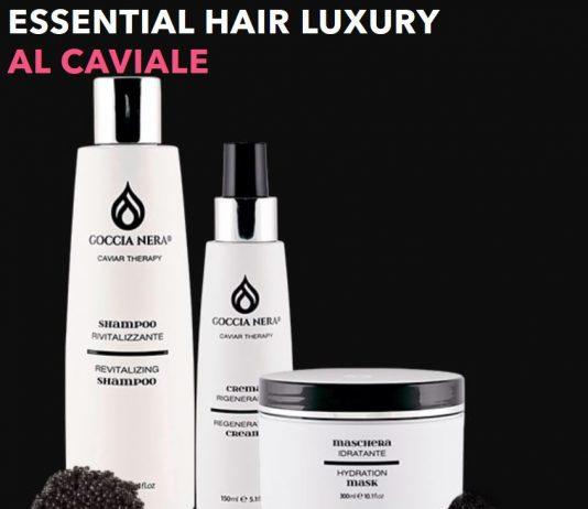 Goccia Nera Essential Hair Luxury