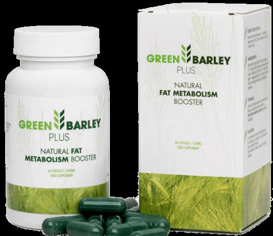 green barkley plus