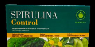 spirulina control
