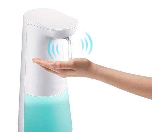dispenser igienizzante automatico