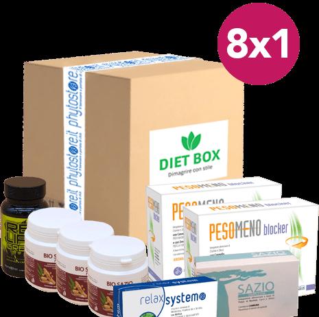 diet box 8x1