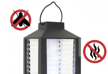 lamp zapper