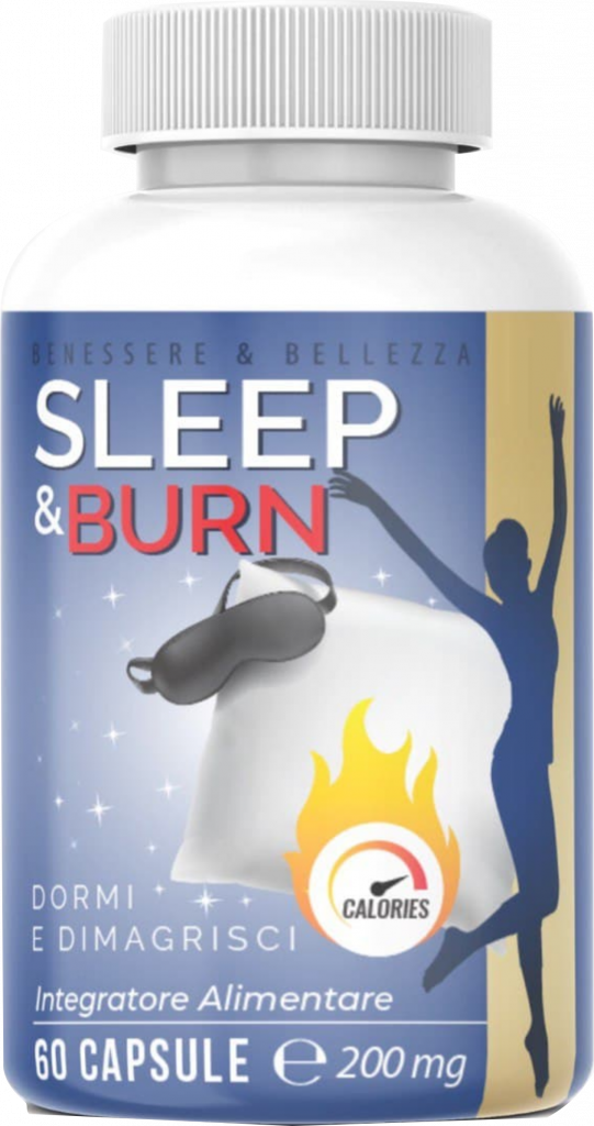 sleep & burn 4x1